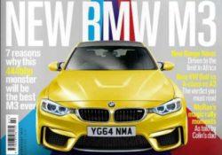 2014 BMW M3, журнал Car