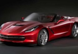 2014 Chevrolet C7 Corvette Stingray Convertible