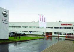 Завод Nissan, Санкт-Петербург