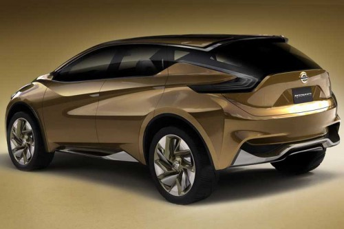 Nissan Resonance Crossover Concept