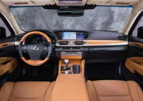 2013 Lexus LS 600h L