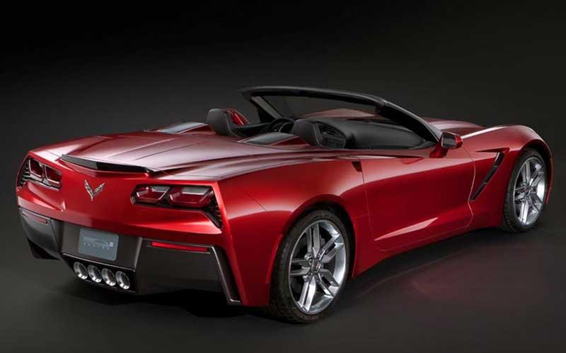 2014 Chevrolet C7 Corvette Stingray Convertible