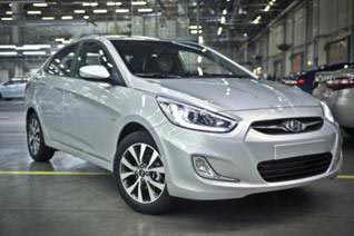 2013 Hyundai Solaris