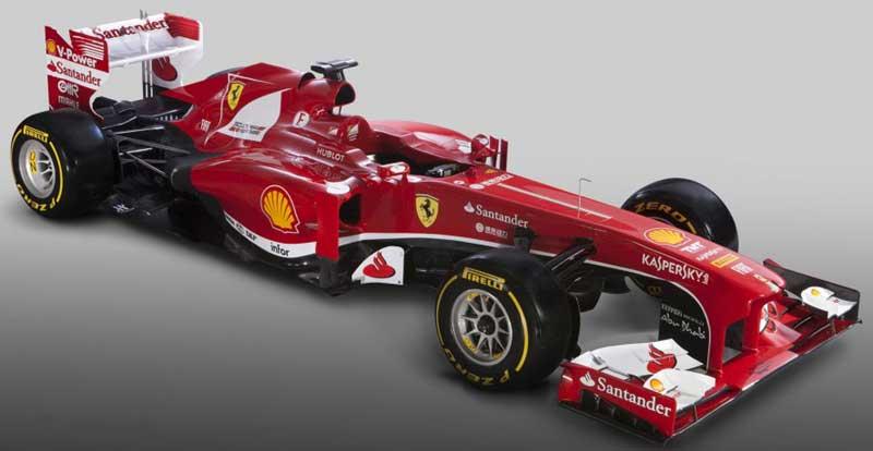 Ferrari F138 (2013)