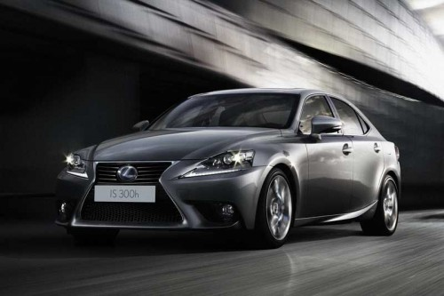 2013 Lexus IS 300h