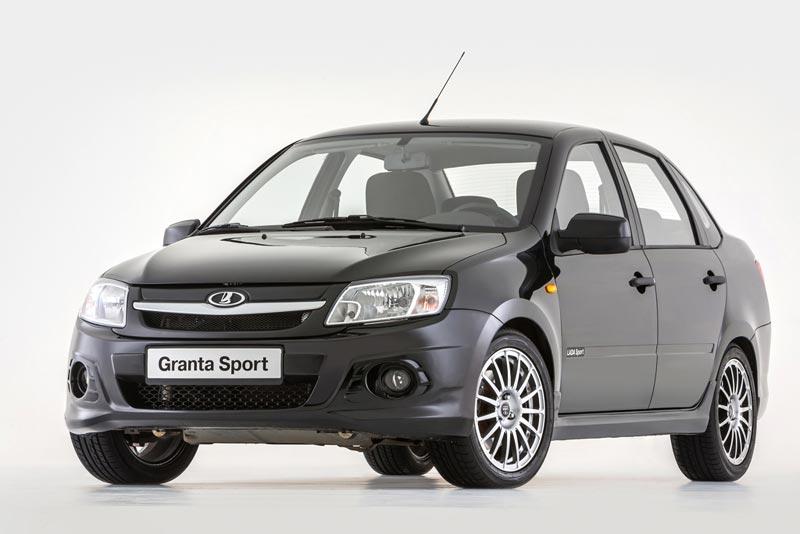 2013 Lada Granta Sport