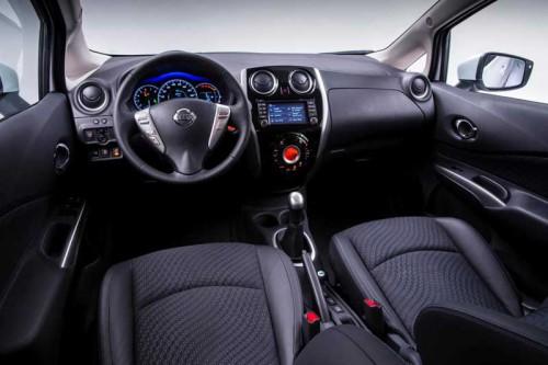 2013 Nissan Note (EU)