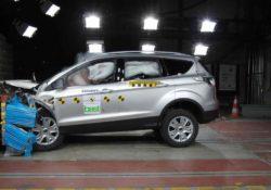 Крэш-тест Euro NCAP