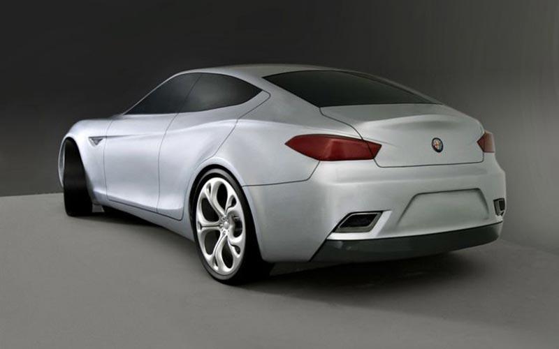 Alfa Romeo 169. Студенческий дизайн