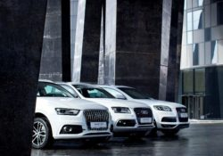 Коллекция Сочи от Audi