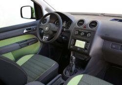 2013 Volkswagen Cross Caddy