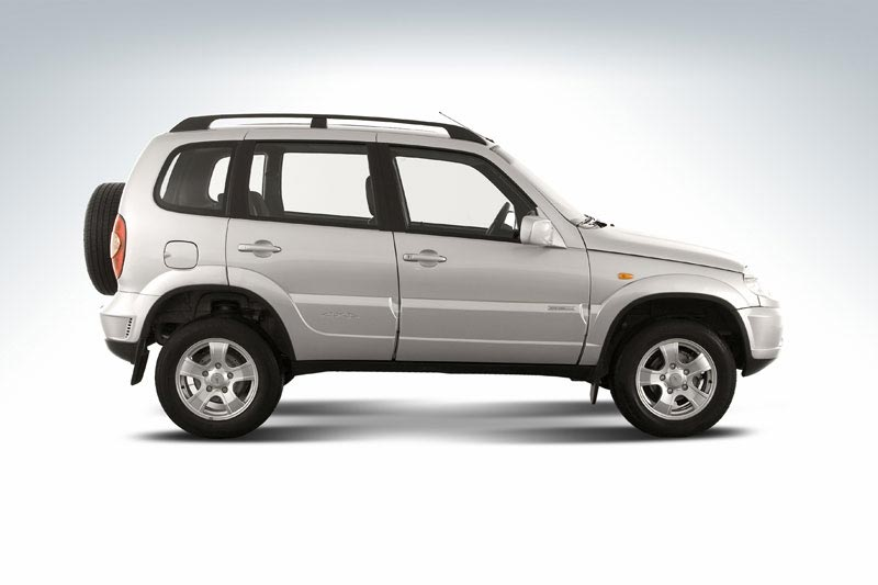 2009 Chevrolet Niva