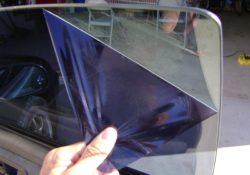 Тонировка стекол