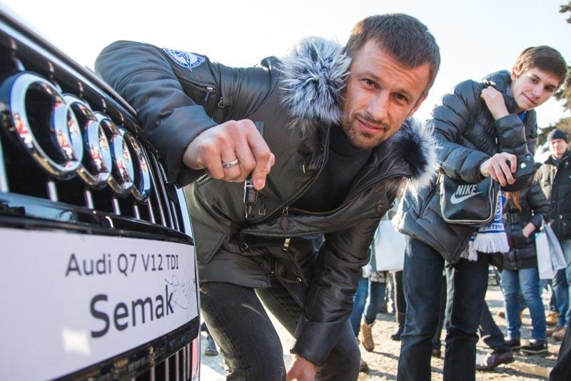 Сергей Семак, ФК «Зенит»