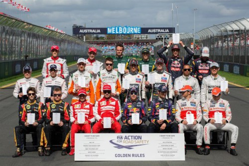 Формула-1, сезон 2013