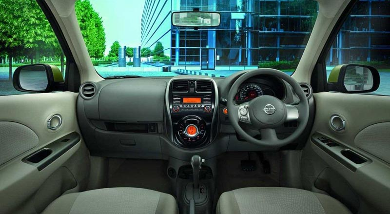 2013 Nissan Micra/March