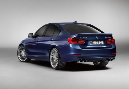 2013 Alpina B3 Bi-Turbo