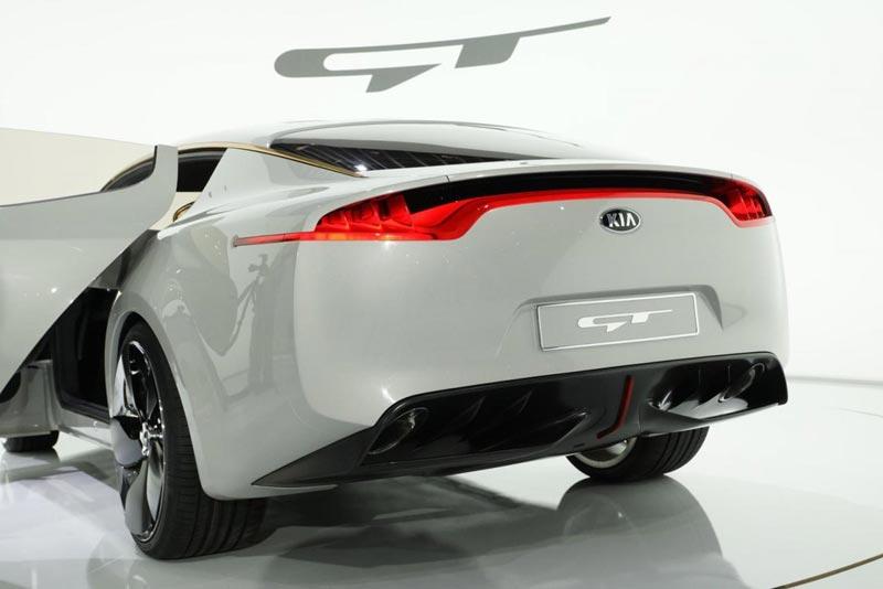 Kia GT Concept