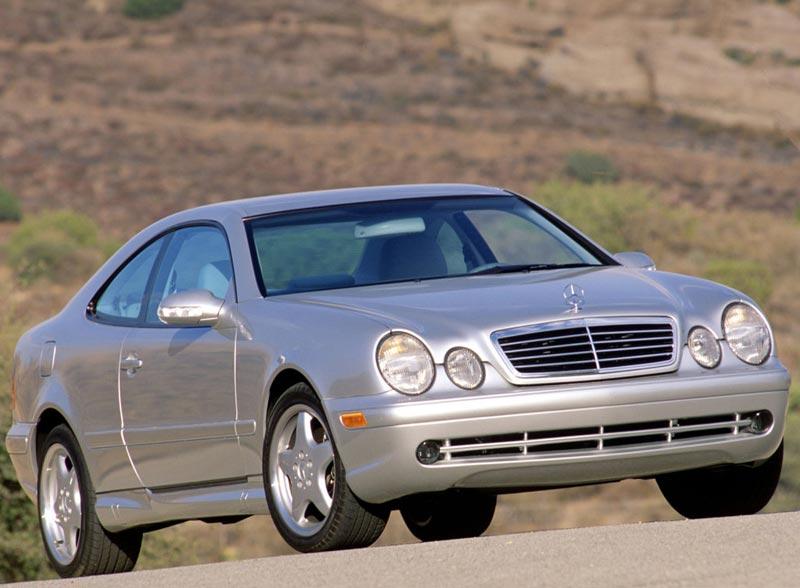 1999 Mercedes-Benz CLK (W208)
