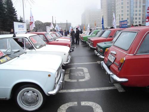 Автомобили Lada (ВАЗ)