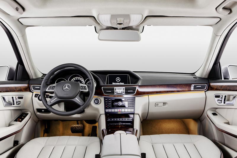 2014 Mercedes-Benz E-class LWB