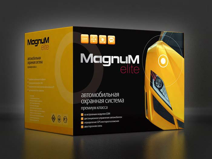 Сигнализация Magnum Elite