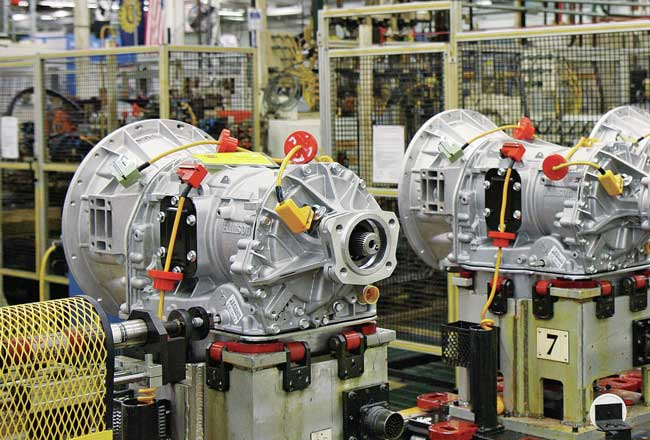 завод трансмиссий