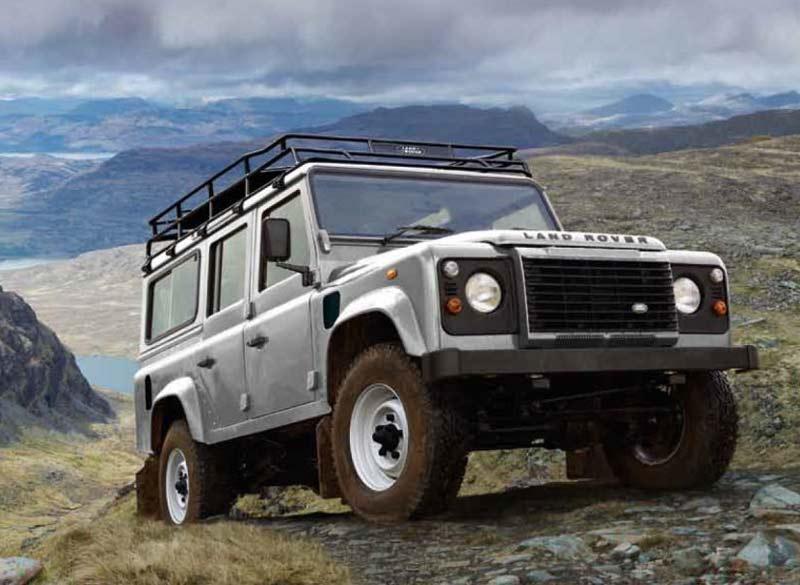 Land Rover Defender Secret Edition