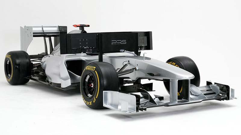 Симулятор «Формулы-1»
