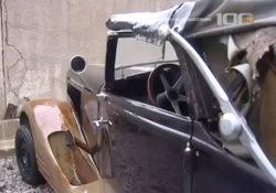 раритетный Mercedes-Benz