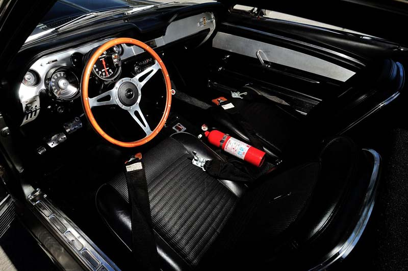 Ford Mustang GT500 «Eleonor»