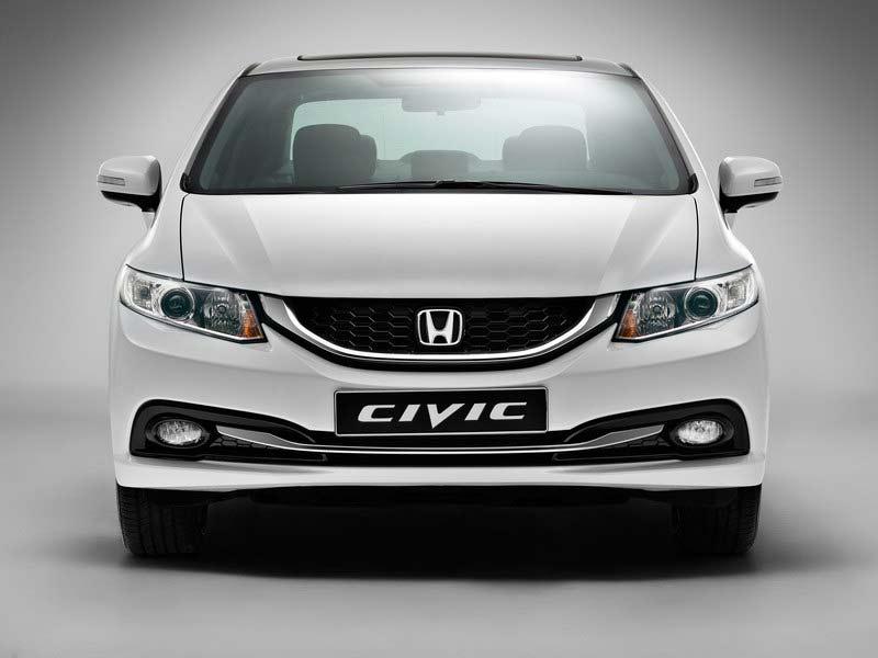 2014 Honda Civic 4D