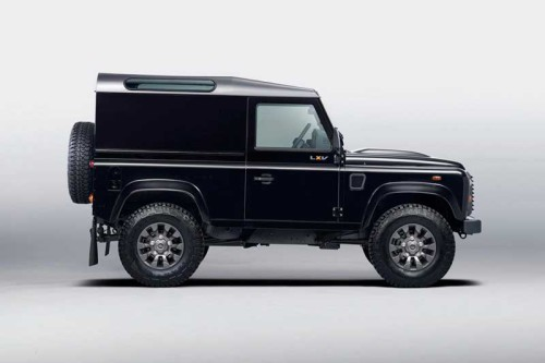 Land Rover LXV