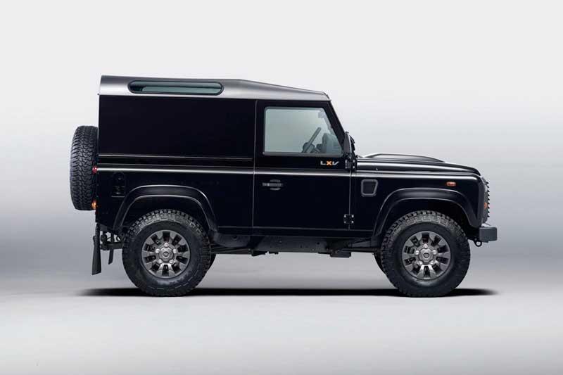 Land Rover LXV