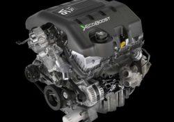 двигатель Ford Ecoboost
