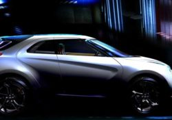 Концепт-кроссовер Hyundai