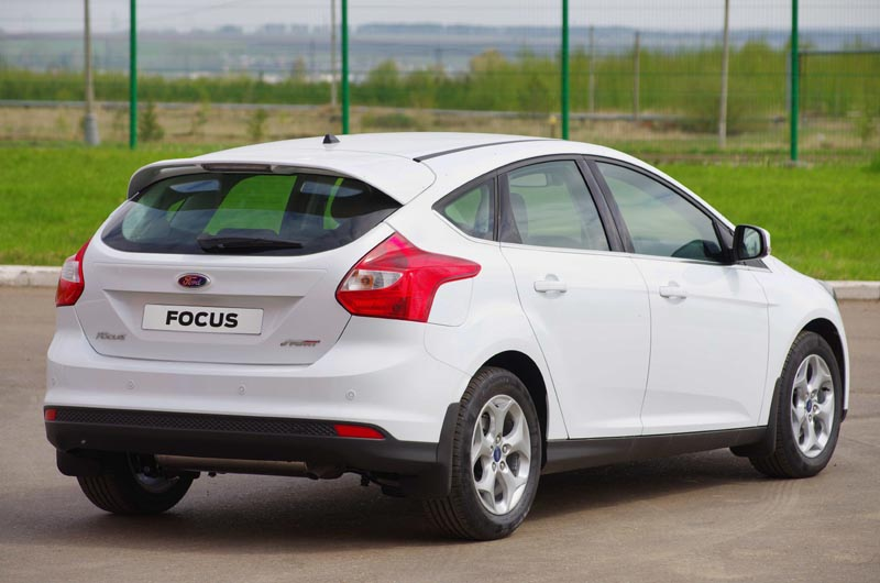 2013 Ford Focus Sport Limited Edition