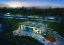 Тестовый центр Hyundai на Нюрбургринге