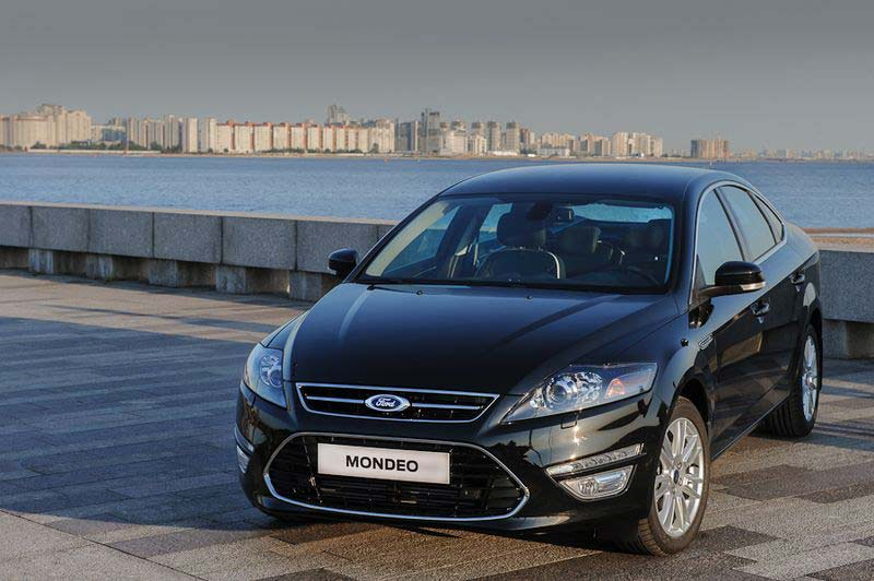 Ford Mondeo Anniversary 20