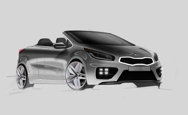 2016 Kia pro_cee'd GT Cabrio; photo: http://www.kia-world.net/