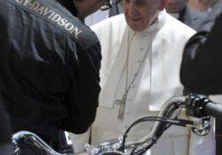 Папа Римский, Harley-Davidson