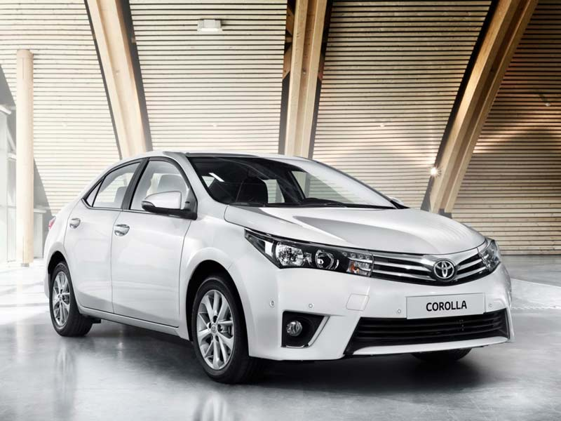2014 Toyota Corolla (EU)