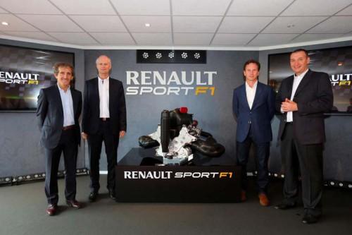 Формула-1, двигатель Renault Energy F1 (2014)