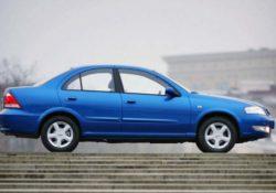 2006 Nissan Almera Classic