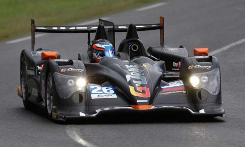 G-Drive Racing, G-Drive Racing Oreca 03-Nissan