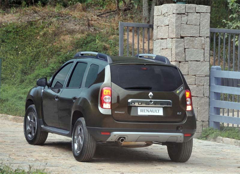2010 Renault Duster