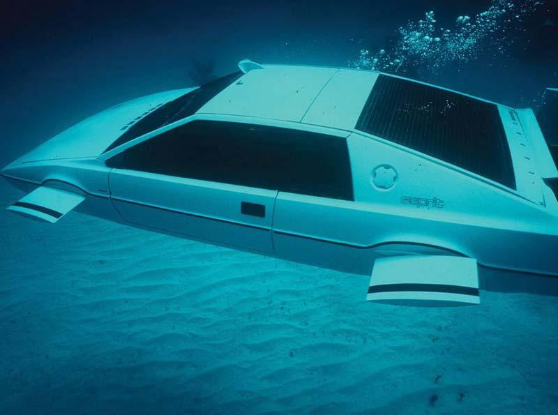 Lotus Esprit S1 «Wet Nellie»