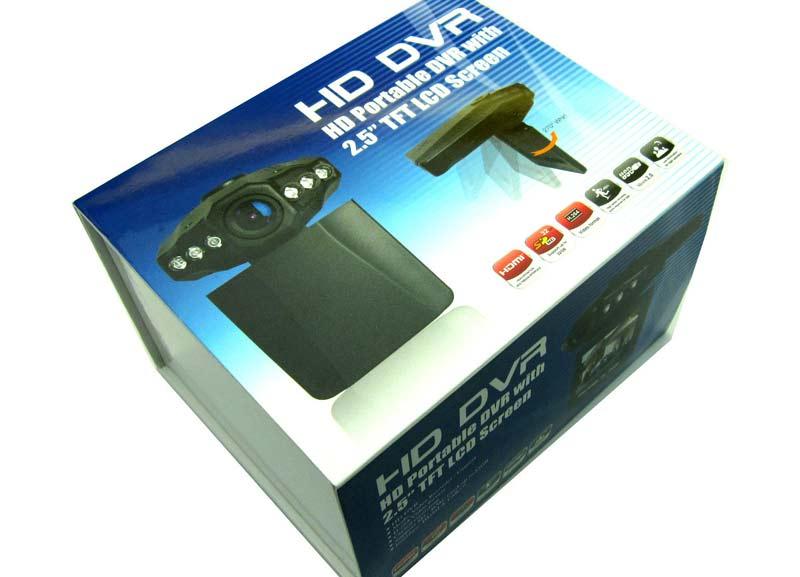 Видеорегистратор HD DVR 027