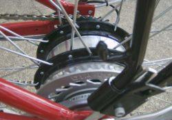 Ступица колеса электровелосипеда