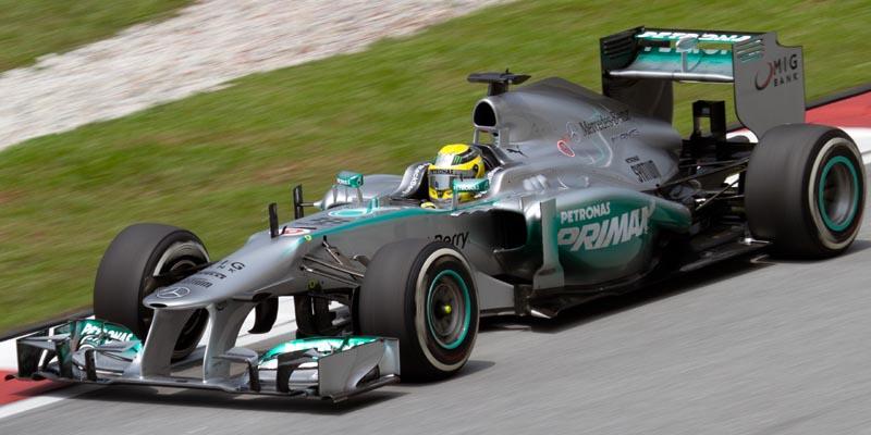 Нико Росберг, Mercedes AMG Petronas (2013)